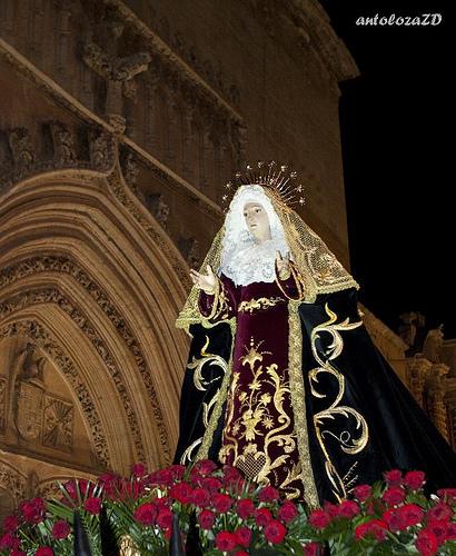 Santísima Virgen del Consuelo