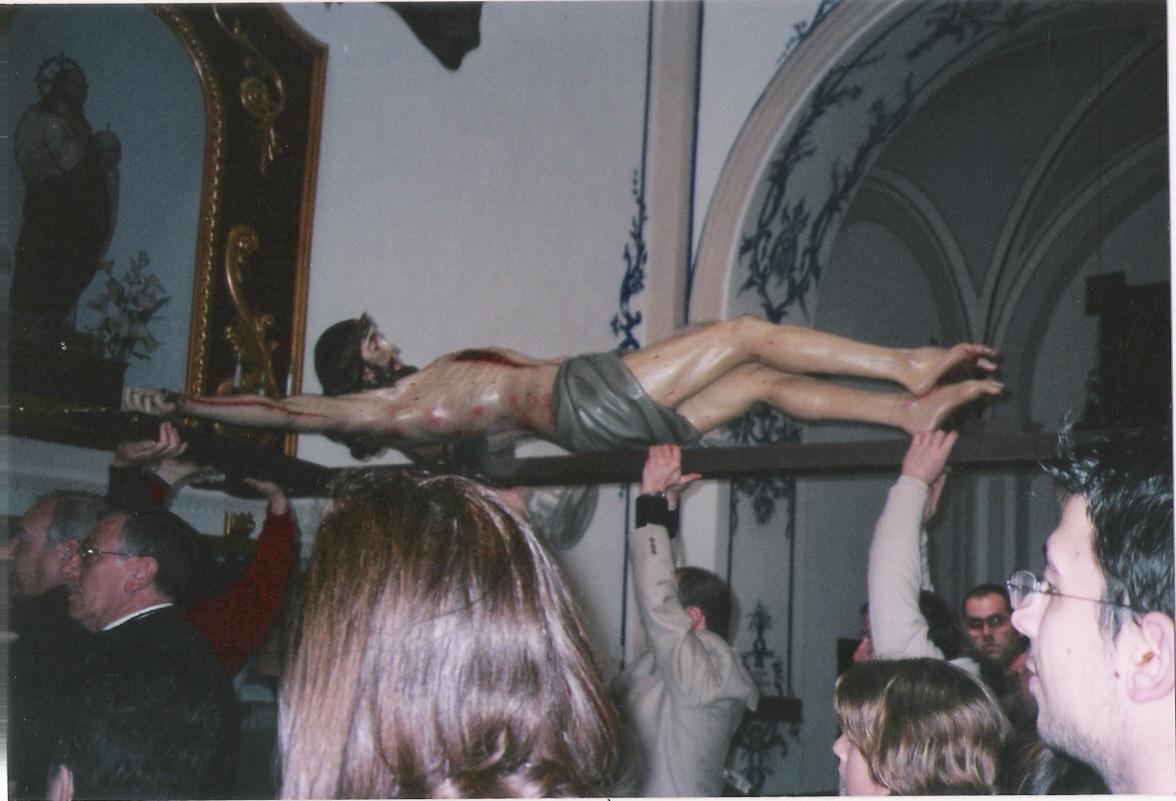Santísimo Cristo de Zalamea