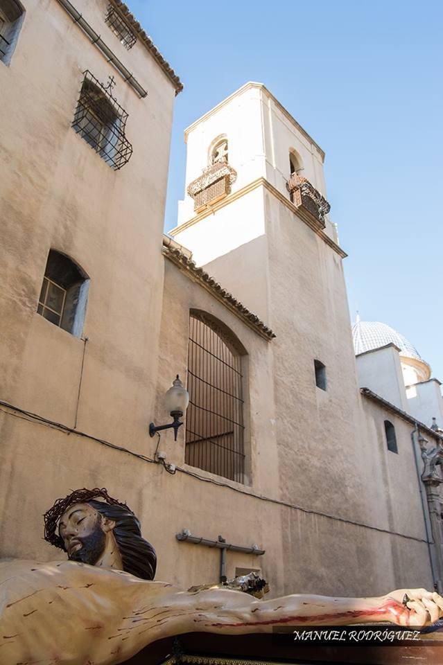Saloda Cristo de Zalamea de San Juan